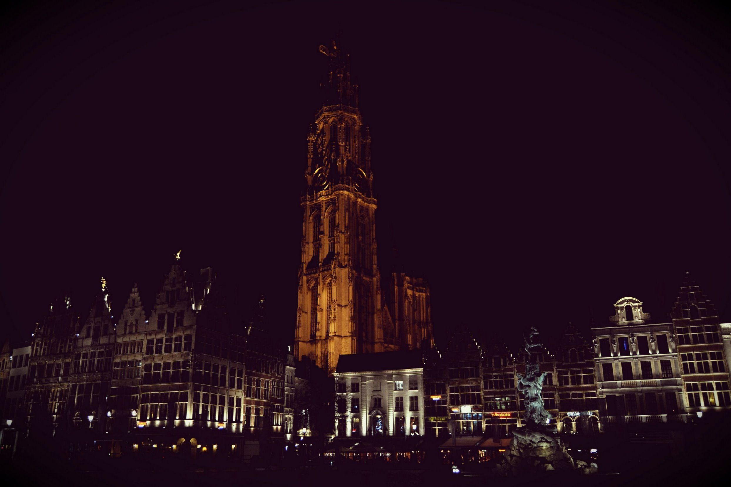 Amberes - Grote Markt